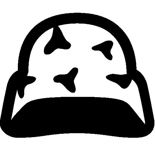 Military Helmet Icon Android Iconset