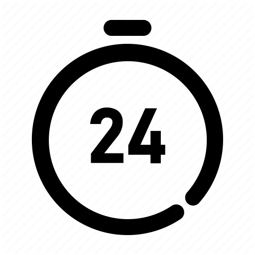 Arrow, Hour, Hours, Schedule, Time Icon