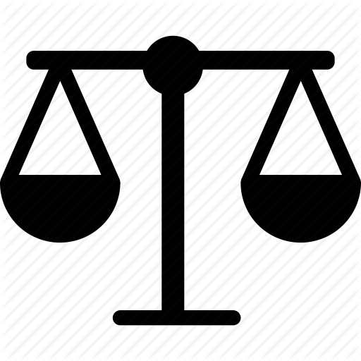 Justice, Law, Law Scales, Scale, Scales Icon Icon