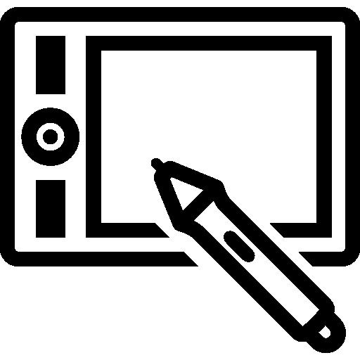 Computer Hardware Wacom Tablet Icon Ios Iconset