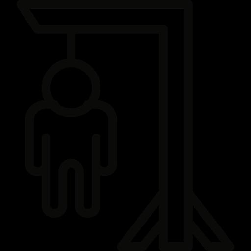 Capitol, Death, Hanging, Punishment, Sentence Icon