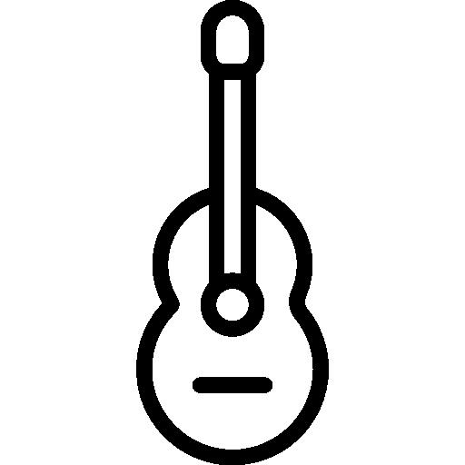 Spanish Guitar Icons Free Download