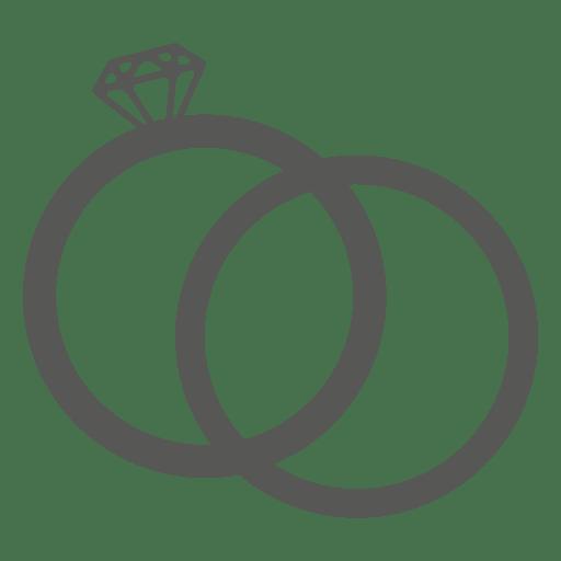 Wedding Ring Icon