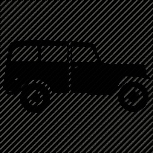 Jeep, Jeep Wrangler, Transport, Urban Automotive, Urban Jeep Icon