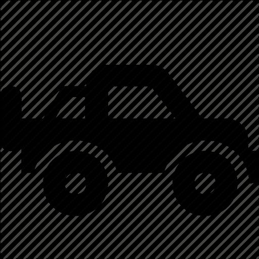 Car, Jeep, Military, Suv, Transportation, Vehicle Icon