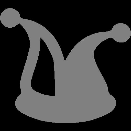 Gray Joker Icon