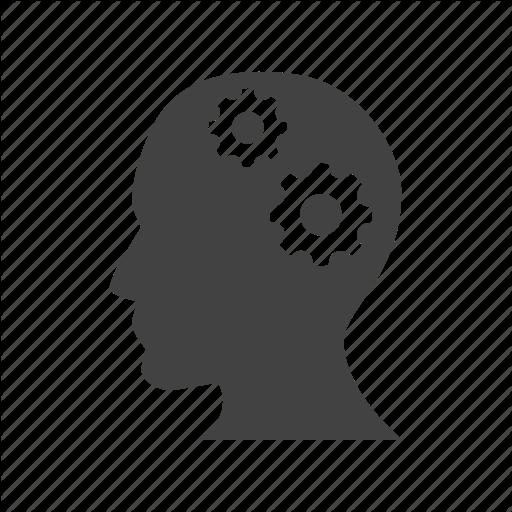 Brain, Brainstorming, Human, Internet, Knowledge, Laptop, Skills Icon
