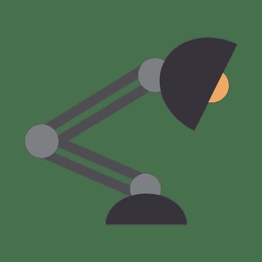 Flat Table Light Icon