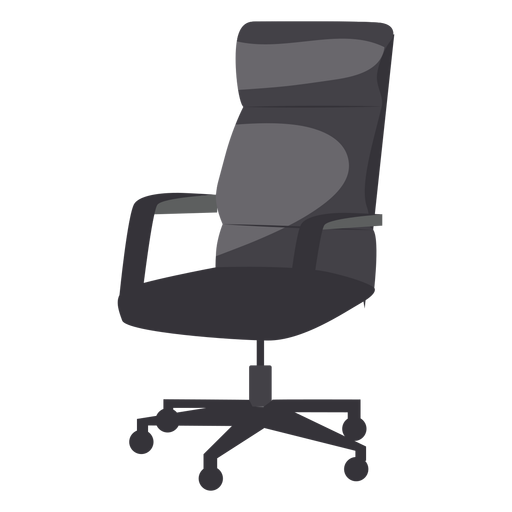 Leather Office Chair Icon