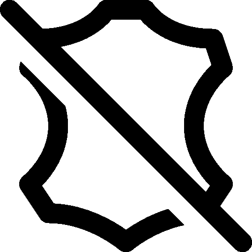 Clothing No Leather Icon Windows Iconset