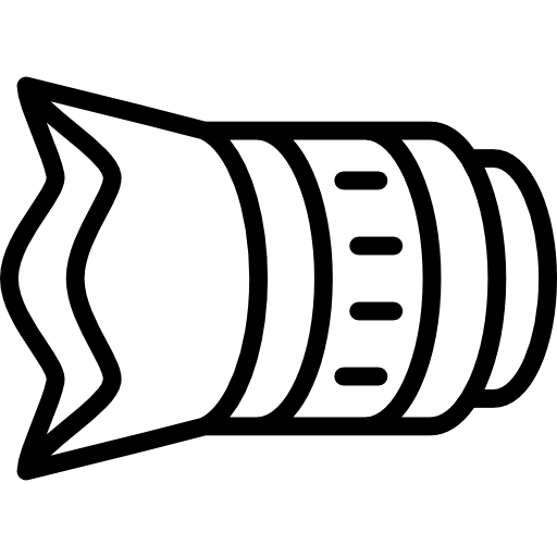 Lens Hood Icons Free Download