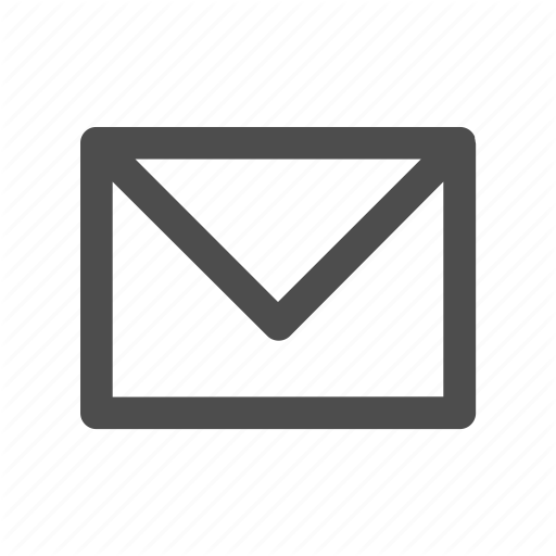 Icon, Line Style Vector, Mail, Vector Icon