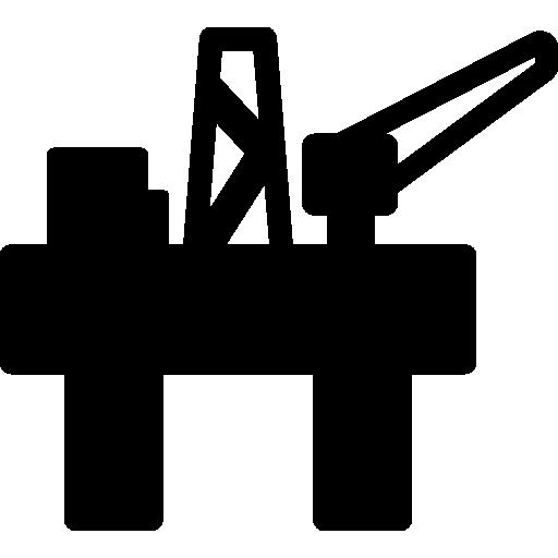 Oil Platform Icons Free Download