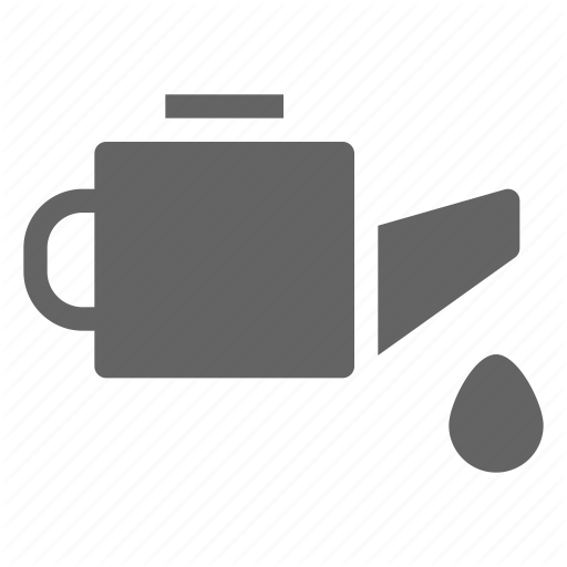Diesel, Lube, Lubricant, Oil Icon