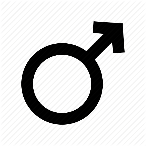 Boy, Gender, Gender Symbol, Male, Man, Men, Sex Icon
