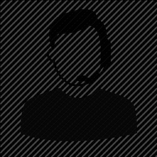 Headset, Male, Marketing, Men, Profile, Support, User Icon