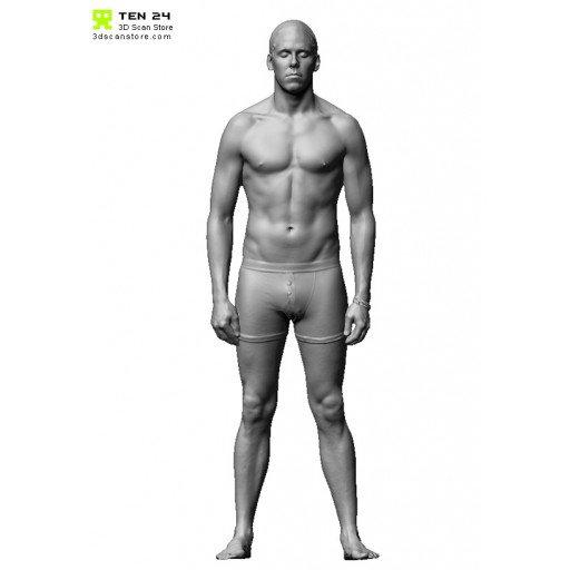 Body Models Body Scans
