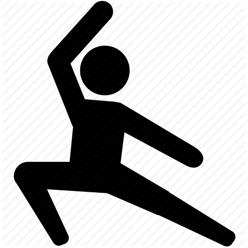 Arts, Judo, Karate, Martial, Stance, Taekwondo Icon