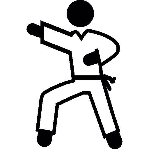 Karate Master Icons Free Download