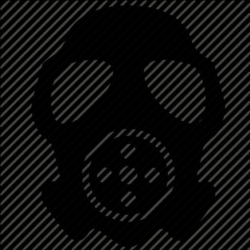 Attack, Face, Gas, Mask, Terrorism, Terrorist Icon
