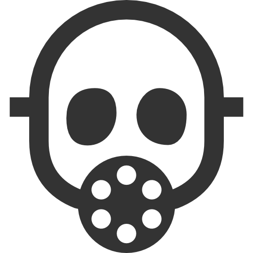 Gas Mask Icon Free Icons Download