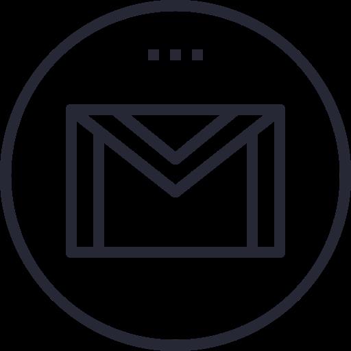 Social, Social Icon, Media, Network, Logo, Gmail Icon