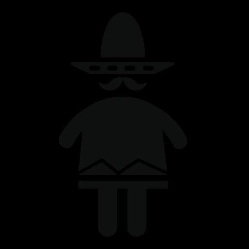 Mexican Man Free Icon Mexico Mexican Men
