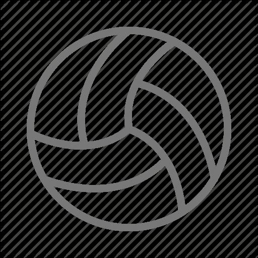 Ball, Serve, Set, Spike, Sport, Team, Volleyball Icon