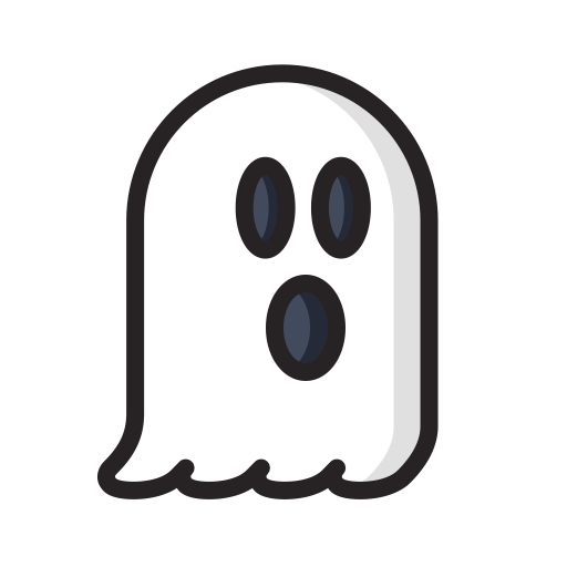 Horror, Monster, Halloween, Ghost, Dead, Phantom, Scary Icon