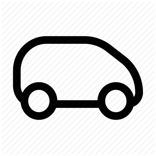 App, Car, Mobile, Rent, Rental, Smartphone, Taxi Icon