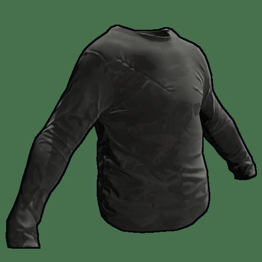 Black Longsleeve T Shirt Rust Wiki Fandom Powered