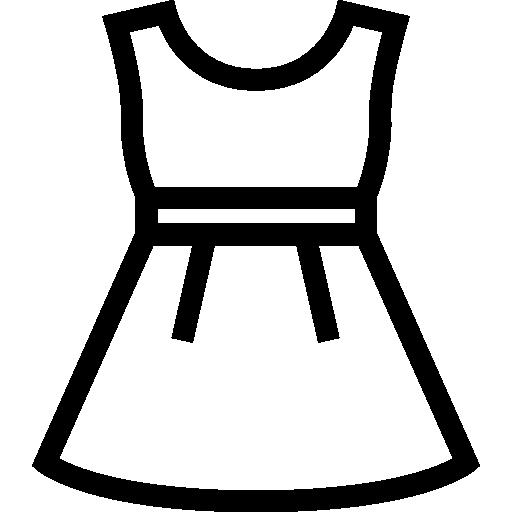 Fashion Elements Black Icon