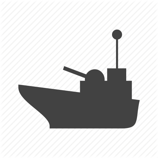 Canal, Offshore, Oil, Platform, Supply, Vessel, Vessels Icon