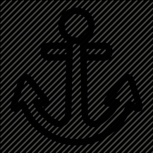 Anchor, In Ocean, Navigation, Sail, Sailing, Stop Ship, Web