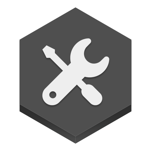 Settings Icon Hex Iconset