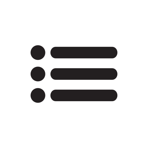 Icono Menu Gratis De Internet And Web Flat Icons Free