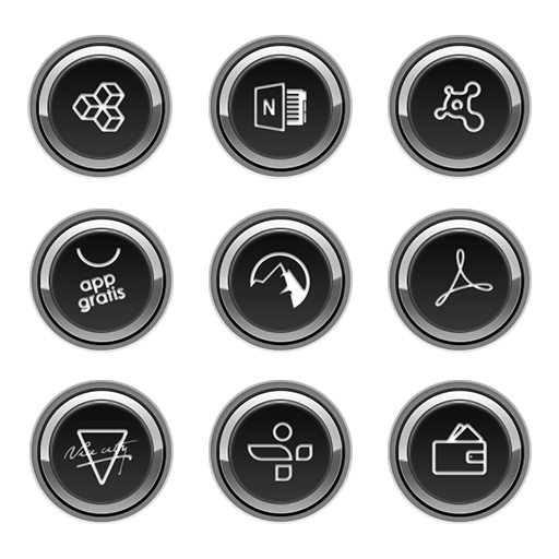 Download Modern Technology Icon Pack Apk