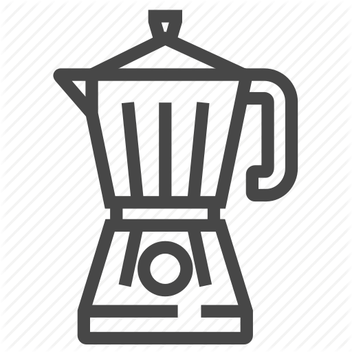Barista, Coffee, Coffee Pot, Espresso, Italian, Maker, Pot Icon