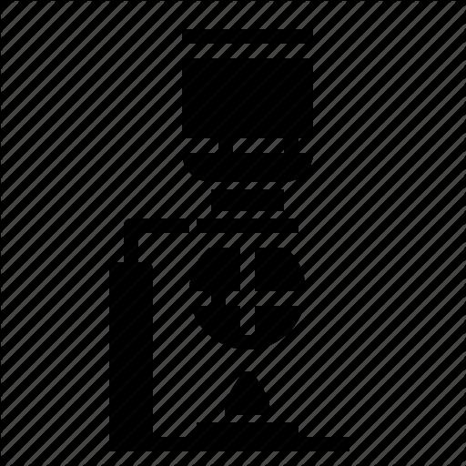 Coffee, Evaporation, Maker, Steam, Syphon Icon