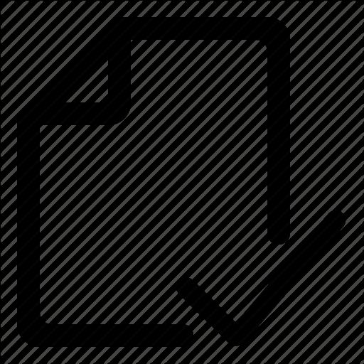 Basic, Check, Document, File, Note, Ok, Ui Icon