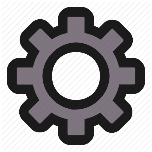 Basic, Configuration, Gear, Options, Settings, Tools, Ui Icon