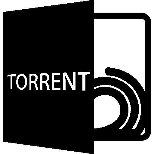 Torrent Format Symbol Icons Free Download