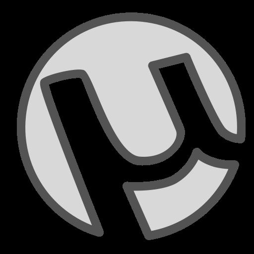 Software, Utorrent, Brand, Miu, Torrent Icon