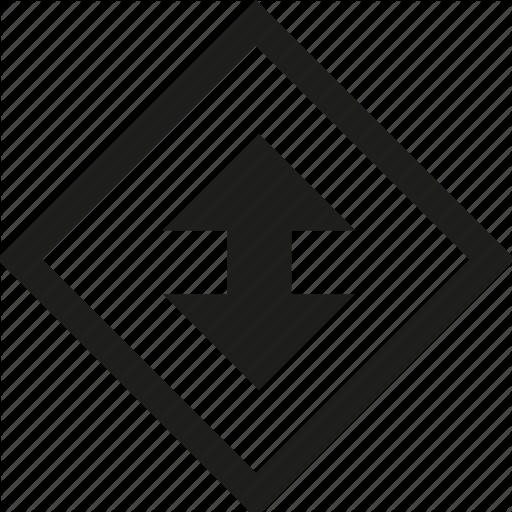 Arrows, Torrent, Transfer Icon