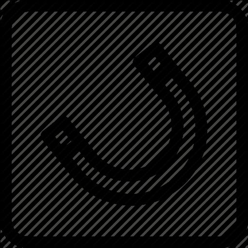 Attract, Magnet, Torrent, Torrent Link Icon
