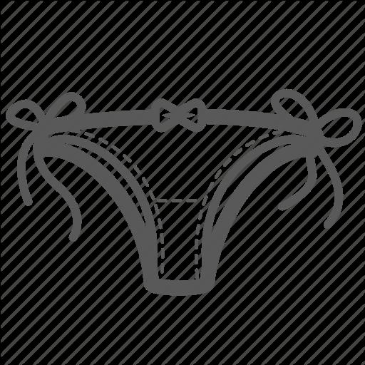 Bikini, Briefs, G String, Ladies, Lingerie, Panties, Underwear