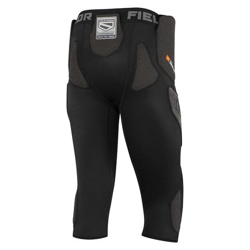 Icon Protective Field Armor Compression Pants In Black Hfx