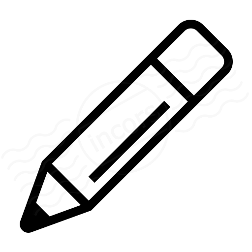 Iconexperience I Collection Pencil Icon