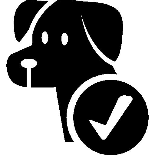 Dog Pet Allowed Hotel Signal