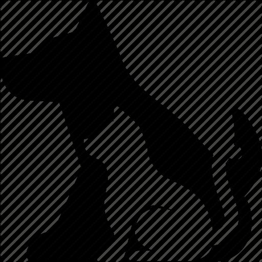 Animals, Cat, Dog, Domestics, Pet, Pets Icon
